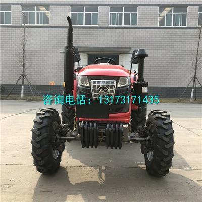 山东省济宁市曲阜市轮式拖拉机  中型水旱田拖拉机