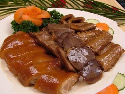 山东省威海市环翠区卤猪头肉