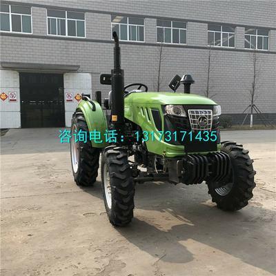 山东省济宁市曲阜市轮式拖拉机  四驱农业拖拉机东方红