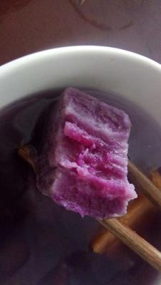 河北省石家庄市鹿泉区紫罗兰紫薯 6两~1斤