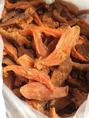 广西壮族自治区玉林市容县红薯干 1年以上 条状 袋装