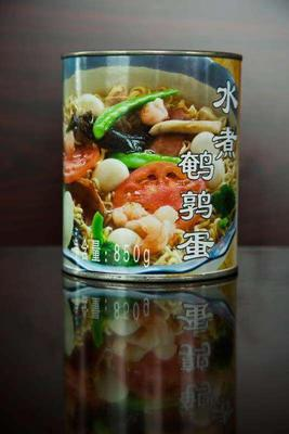 辽宁省沈阳市苏家屯区海鲜罐头 6-12个月 水煮口味独特