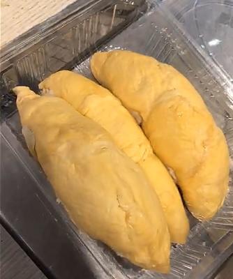 广西壮族自治区玉林市容县泰国金枕榴莲 2 - 3公斤 90%以上