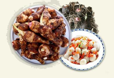 湖南省永州市江永县槟榔芋  2cm以上 芋子基地直发,通货