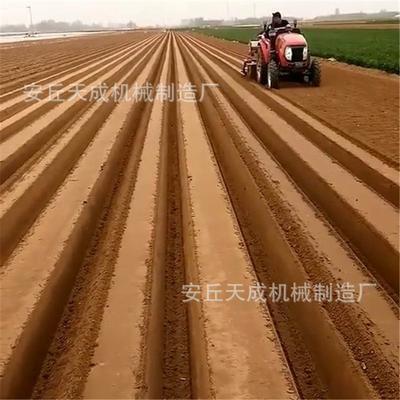 山东省潍坊市安丘市开沟起垄机  葱姜草莓开沟起垄机