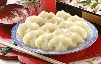 天津西青区饺子