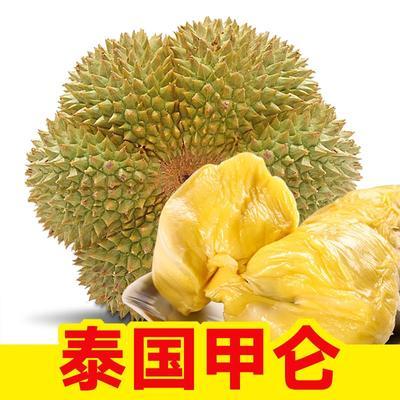 广西壮族自治区崇左市凭祥市泰国甲仑榴莲 2 - 3公斤 80 - 90%以上