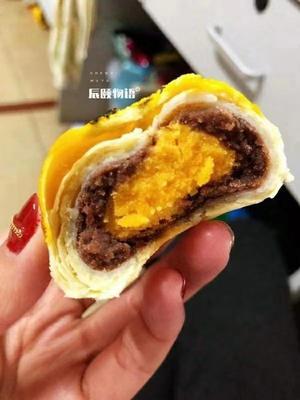河南省郑州市二七区蛋黄酥 1个月