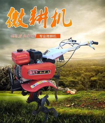 河北省邢台市巨鹿县微耕机