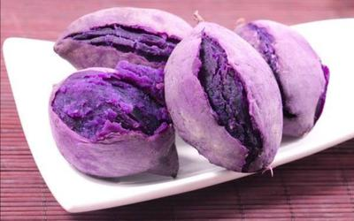 河北省石家庄市桥西区紫罗兰紫薯 3两~6两