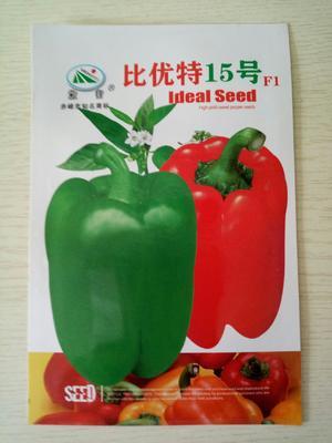 内蒙古自治区赤峰市红山区甜椒种子 杂交种 ≥85%