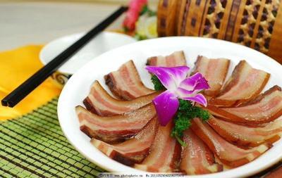 河北省石家庄市栾城区土家腊肉  散装 生态猪肉,健康人生。