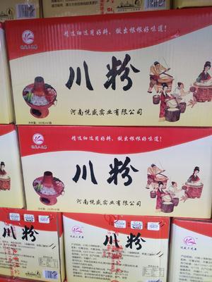 河南省洛阳市老城区红薯粉