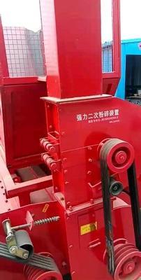 山东省菏泽市郓城县收割机