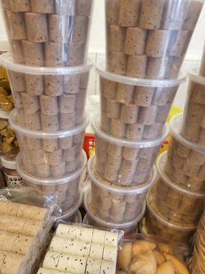 广东省河源市连平县米饼  2-3个月 纯手工客家竹筒饼