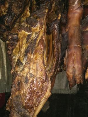 陕西省安康市旬阳县陕西腊肉 散装