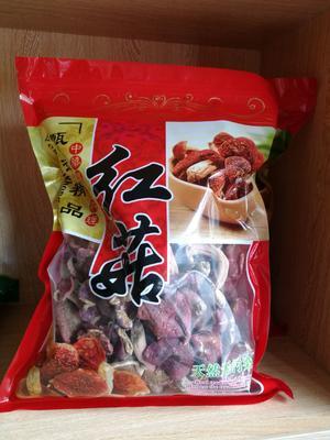广西壮族自治区来宾市金秀瑶族自治县干红菇 袋装 1年以上