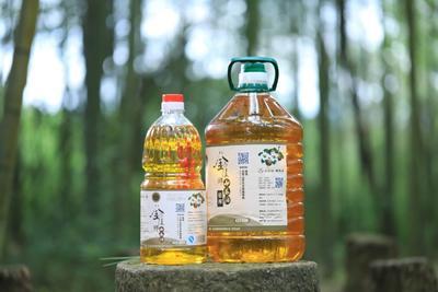湖南省郴州市永兴县压榨一级山茶油 金陵乡山茶油