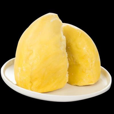 广东省广州市白云区佳沃泰国金枕冻榴莲肉 0.3公斤 90%以上