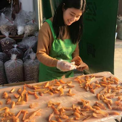 广东省清远市清新区红薯干 半年 条状 袋装