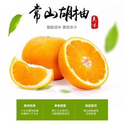 河南省洛阳市栾川县胡柚 1斤以下