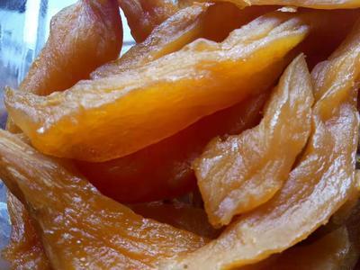 河北省石家庄市鹿泉区倒蒸红薯干 1年以上 条状 礼盒装