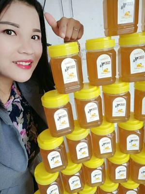 广东省汕头市澄海区土蜂蜜 塑料瓶装 1年 98%