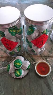 福建省泉州市安溪县柑普茶 特级 罐装