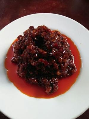 河北省石家庄市晋州市香菇酱  牛肉酱