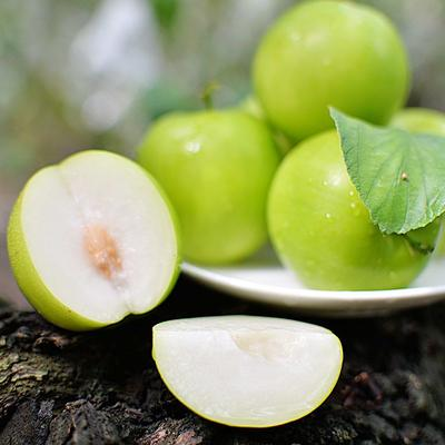 这是一张关于苹果枣 直口 40-50g 的产品图片