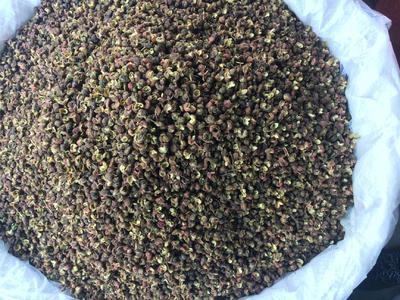 这是一张关于青花椒 二级 干花椒 的产品图片
