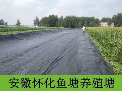 这是一张关于防渗膜  、土工布等土工材料的产品图片