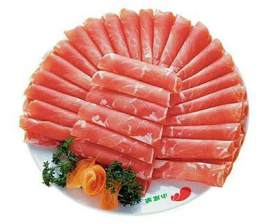 河北省沧州市献县羊肉卷 简加工