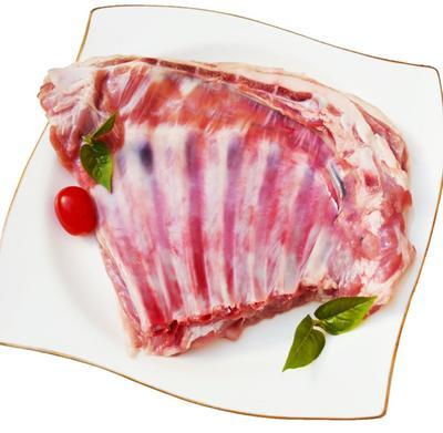宁夏回族自治区固原市原州区羊排 生肉