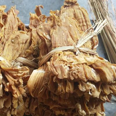 广西壮族自治区贺州市八步区竹笋干 散装 1年以上