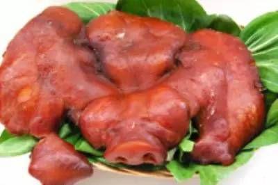 陕西省汉中市西乡县卤猪头肉