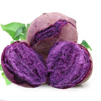 广东省佛山市顺德区紫罗兰紫薯 3两~6两