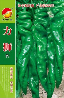 江苏省苏州市吴中区螺丝椒种子 常规种(大田用种) ≥97%