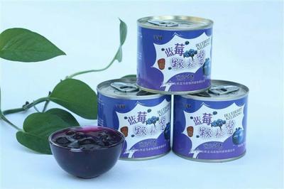 山东省威海市乳山市蓝莓罐头 18-24个月