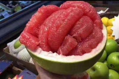 这是一张关于泰国青柚苗 泰柚红宝石苗的产品图片