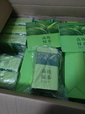 这是一张关于恩施富硒绿茶 一级 盒装 的产品图片