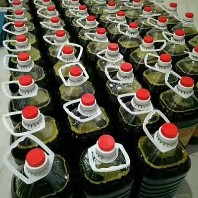 甘肃省白银市会宁县热榨亚麻籽油  纯鲜,无添加剂,薄利多销—包邮