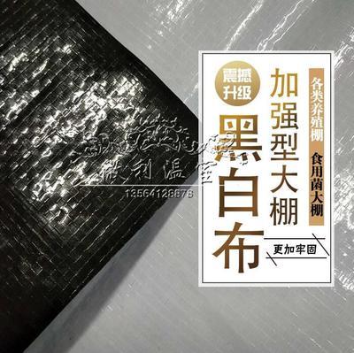 上海奉贤区防雨布 黑白膜 利得膜 养殖棚 反光膜