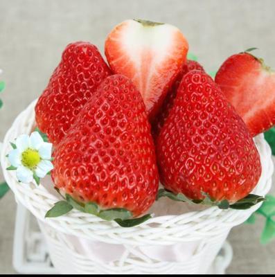 广东省广州市黄埔区红颜草莓 30克以上