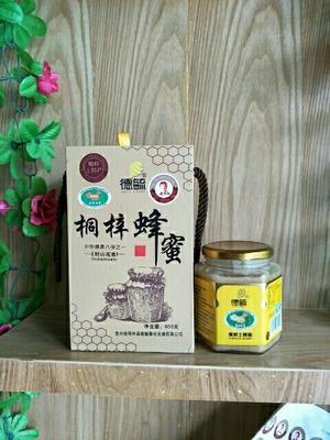 贵州省遵义市桐梓县土蜂蜜 玻璃瓶装 2年以上 100%