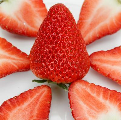 山西省大同市城区奶油草莓  草莓