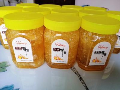云南省昆明市寻甸回族彝族自治县蜂巢蜜 塑料瓶装 2年以上 100%