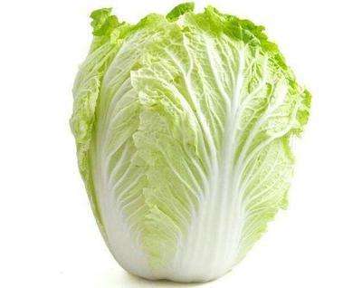 这是一张关于满春大白菜 2~3斤 净菜 的产品图片