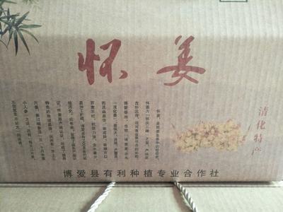 这是一张关于博爱姜 2~4两 带土 的产品图片