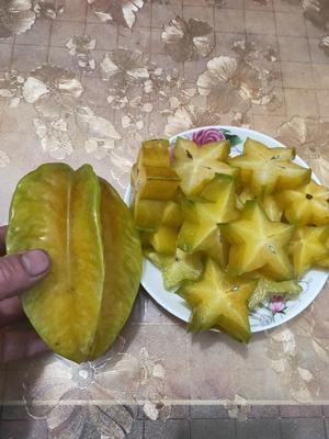 这是一张关于甜杨桃 3 - 4两 的产品图片